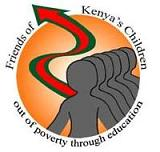 the logo of Friends of Kenya's Children